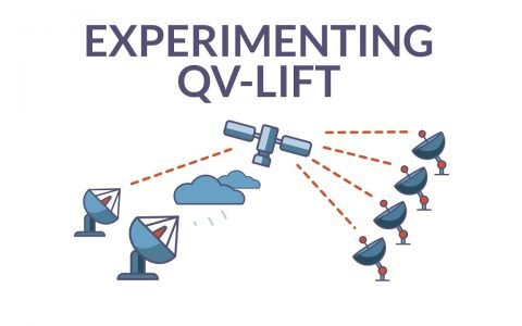 Video animation to showcase the QV-LIFT test campaign